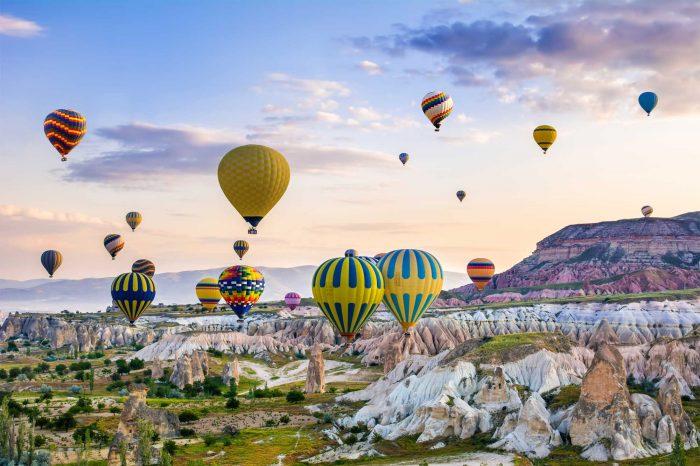 1 Night 2 Days Cappadocia Tour