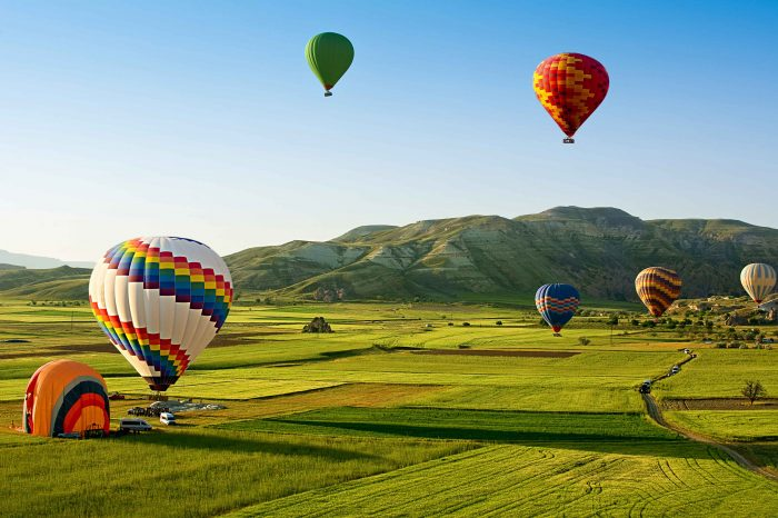 C – Class Hot Air Balloon Tour